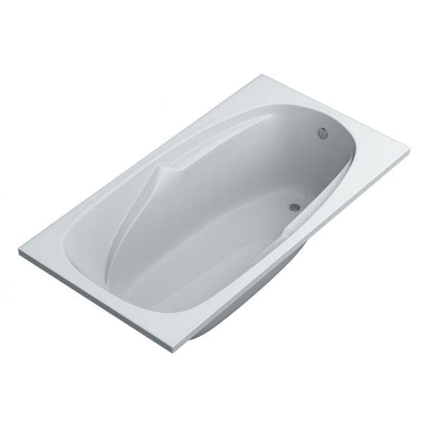 Ванна Swan Simona 150х80 акрилова прямокутна