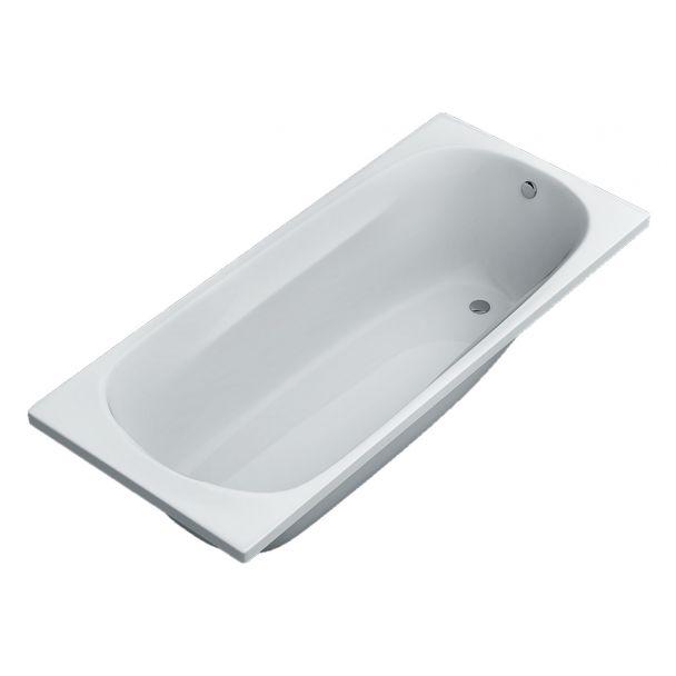 Ванна Swan Zlata 170х75 акриловая прямоугольная